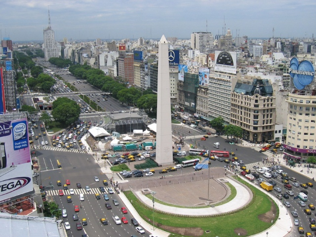 Buenos Aires City View